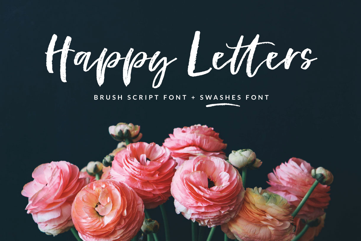 Happy Letters