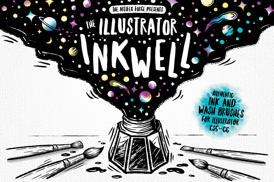 The Illustrator Inkwell