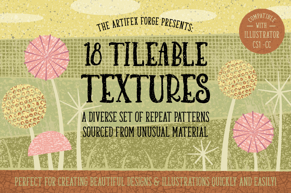 Tileable Texture - Repeat Patterns