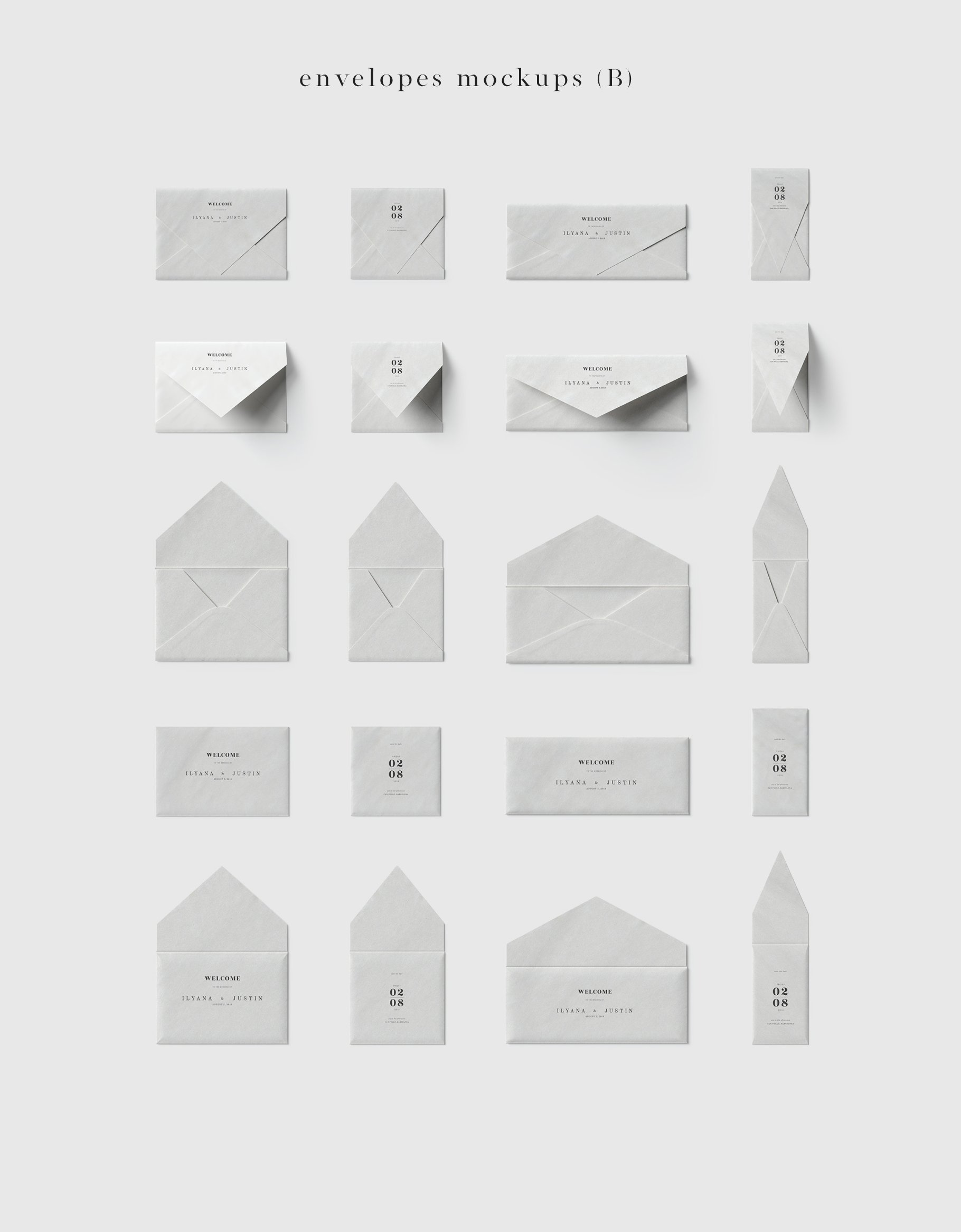 The All-Encompassing Mockup Collection