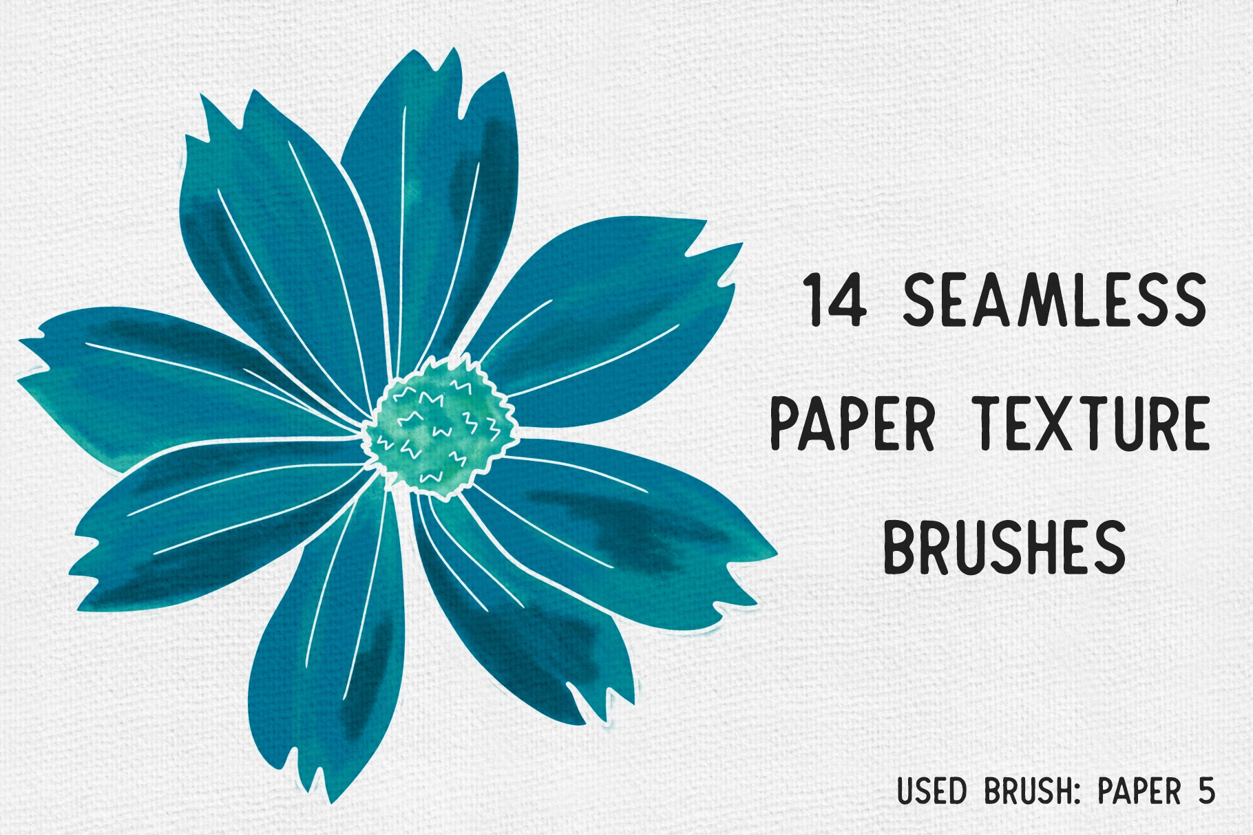 Paper Texture Procreate Brushes