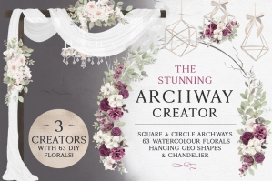 The Stunning Archway Creator