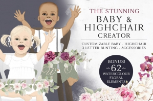 The Stunning Baby And Highchair Creator