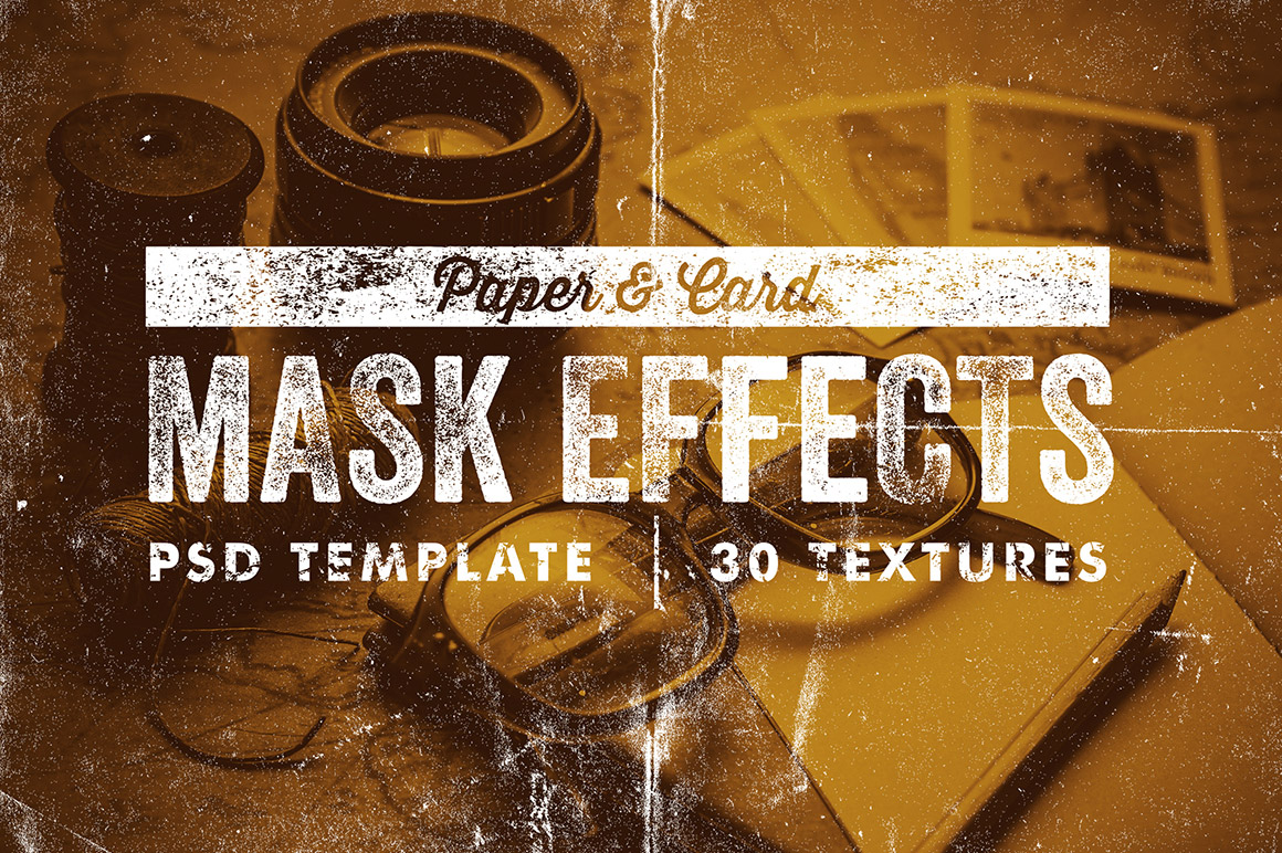 Paper & Card Mask Effects