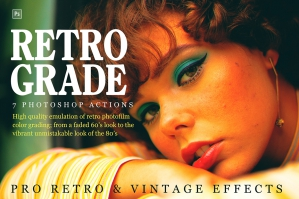 Retrograde – Retro And Vintage Effects