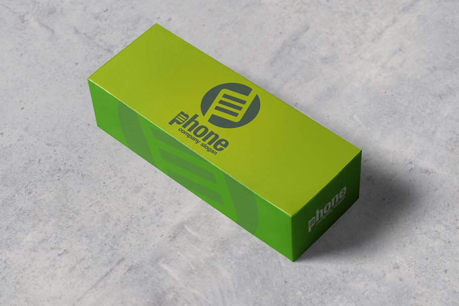 Box Packaging Mockups