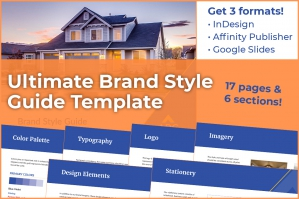 Brand Style Guide Builder - Ultimate Version