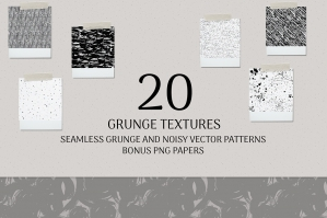 Grunge Seamless Textures Pack
