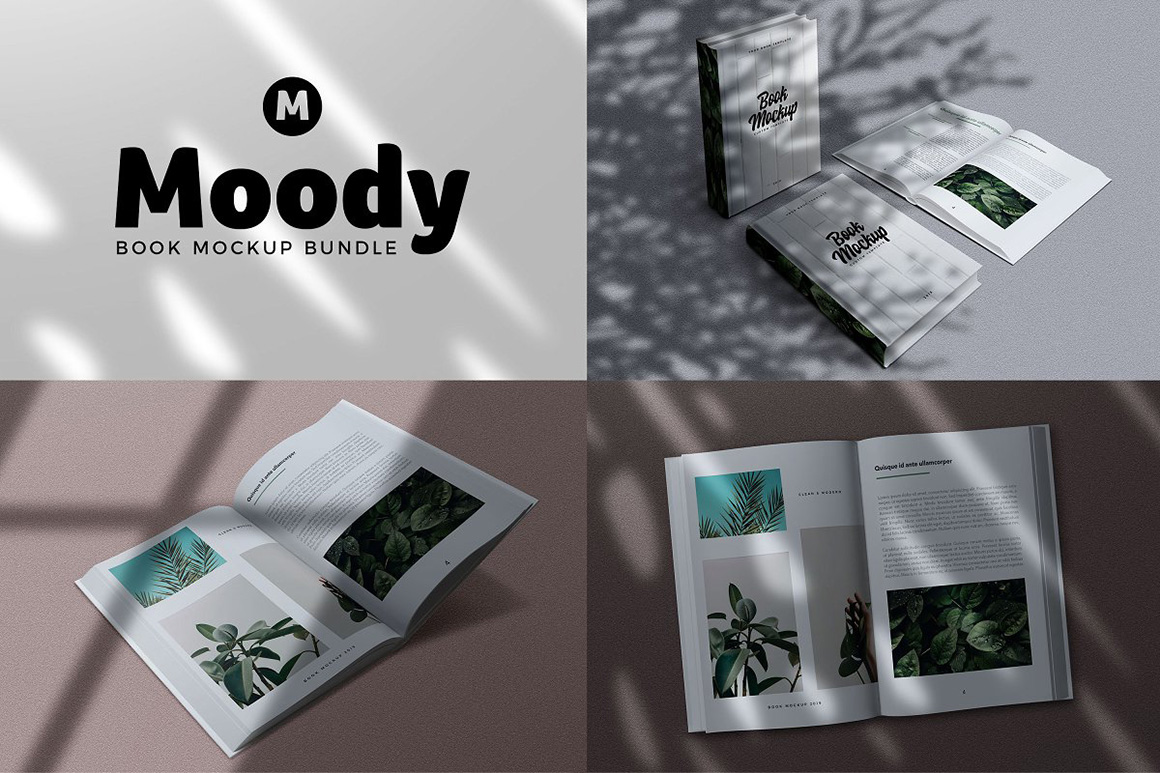 Huge Moody Shadow Bundle