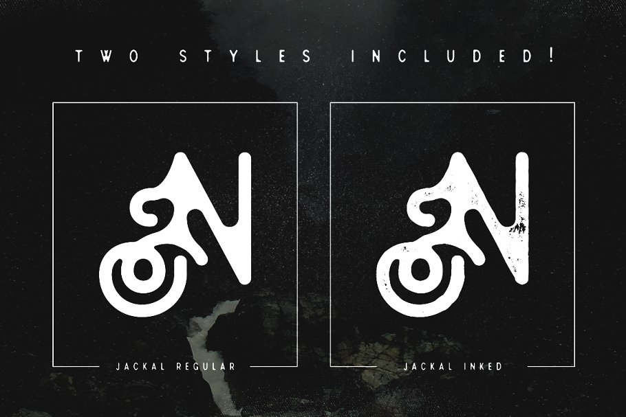 Jackal Display Font