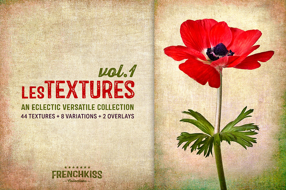 Les Textures Collection Vol.1