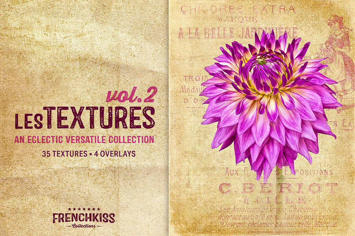 Les Textures Collection Vol. 2