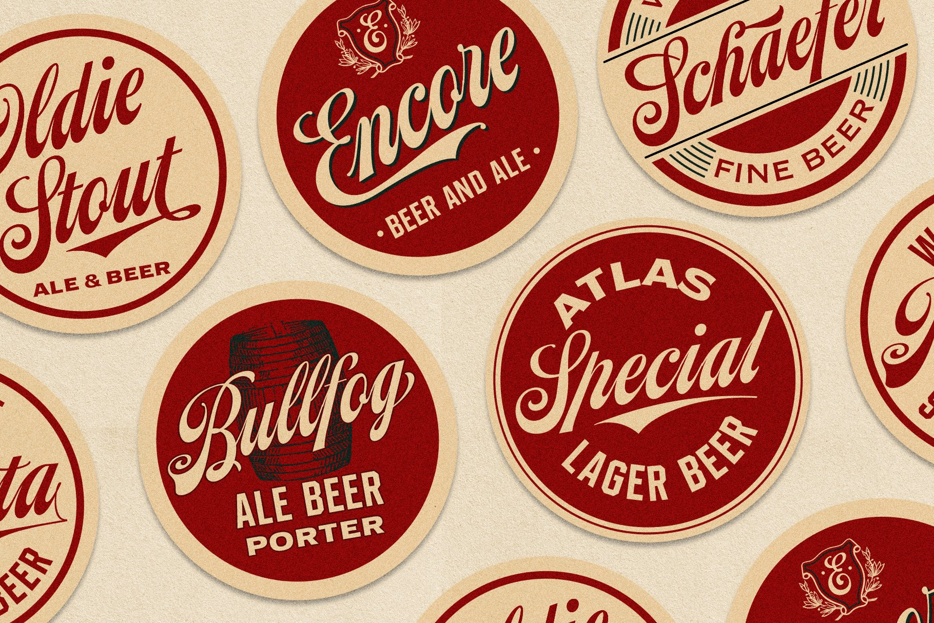 Moister Font Collections