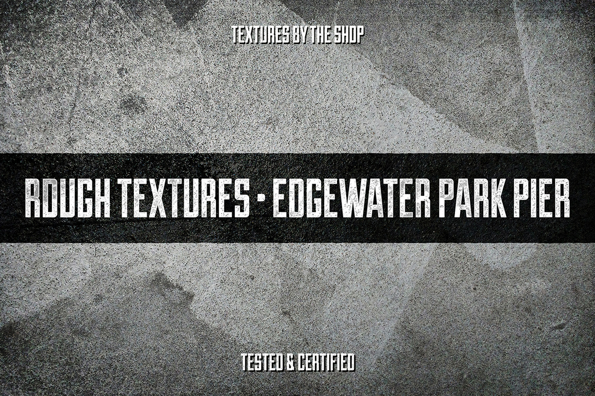 Rough Pier Texture Pack
