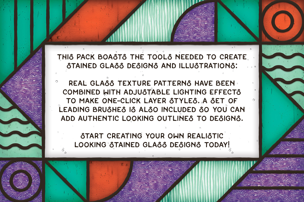 Stained Glass Creator - Affinity