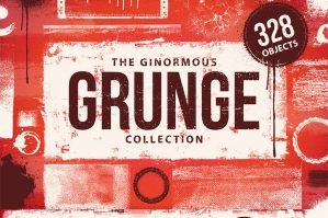 The Ginormous Grunge Collection