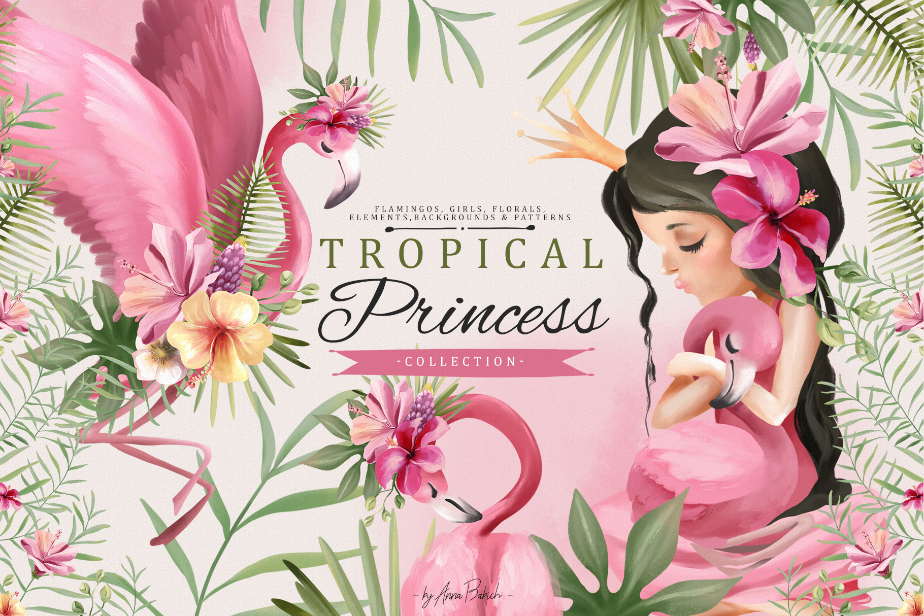 Tropical Princess