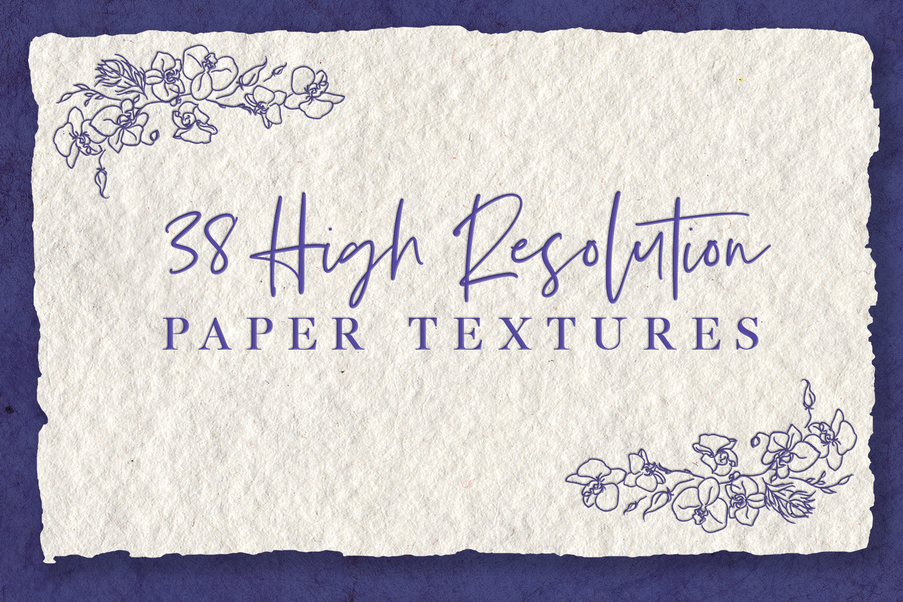 38 High Resolution Paper Textures for Your Creative Designs