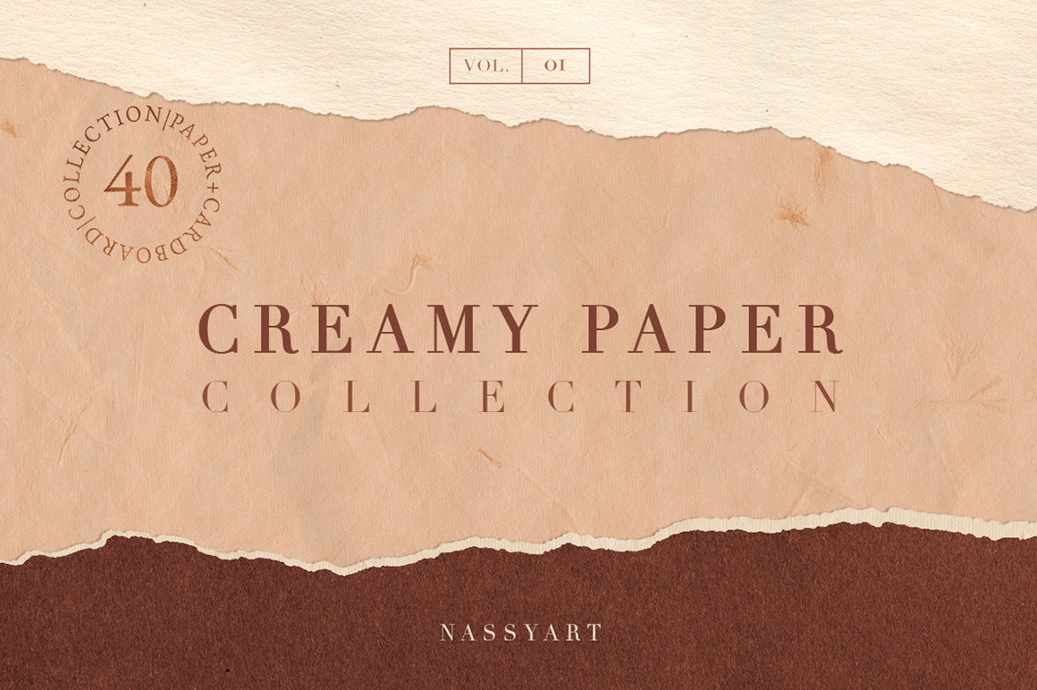 38 High Resolution Paper Textures