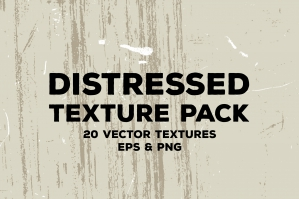 Distressed Vector Textures Pack