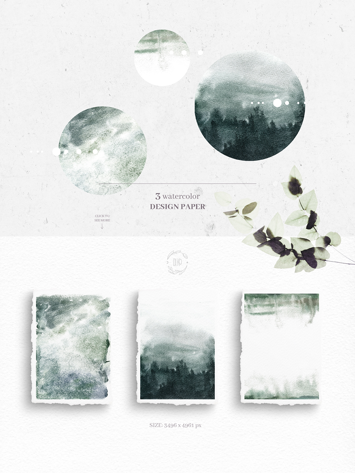 Gloomy Fairytale Graphic Collection