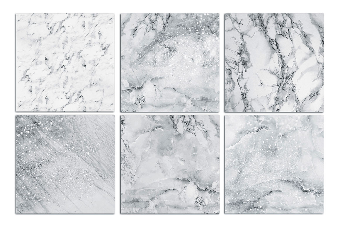 Grey Marble Textures Design Cuts