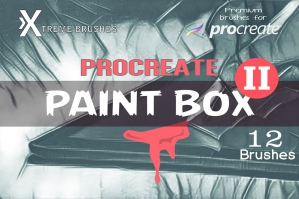 Procreate PaintBox II