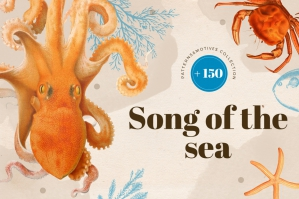 Song of the Sea - Patterns Collection