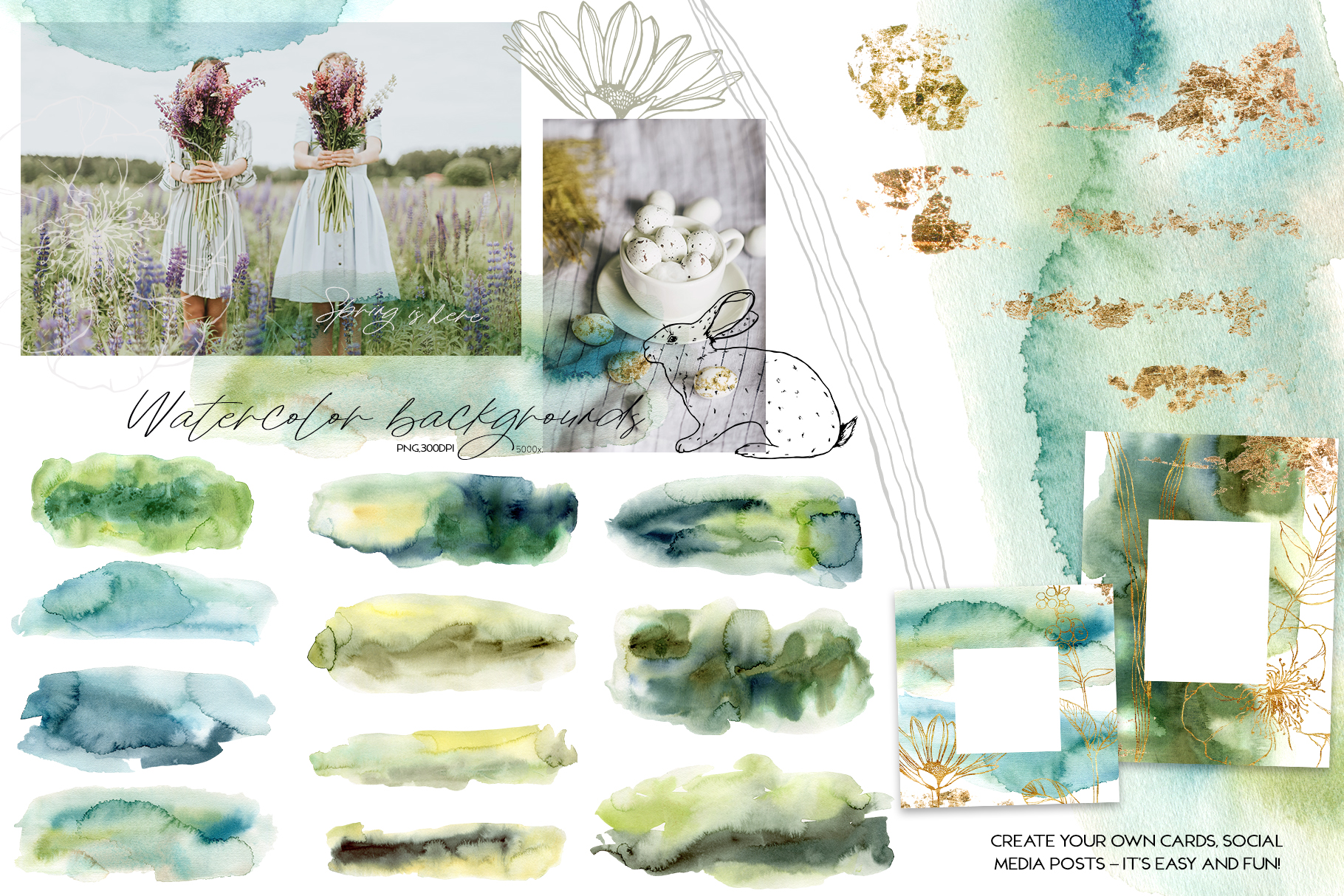 Spring Song. Graphic Collection