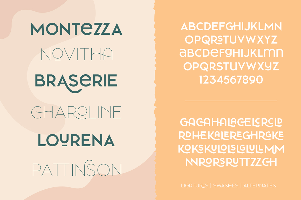 The Type Designer's Sophisticated Font Kit