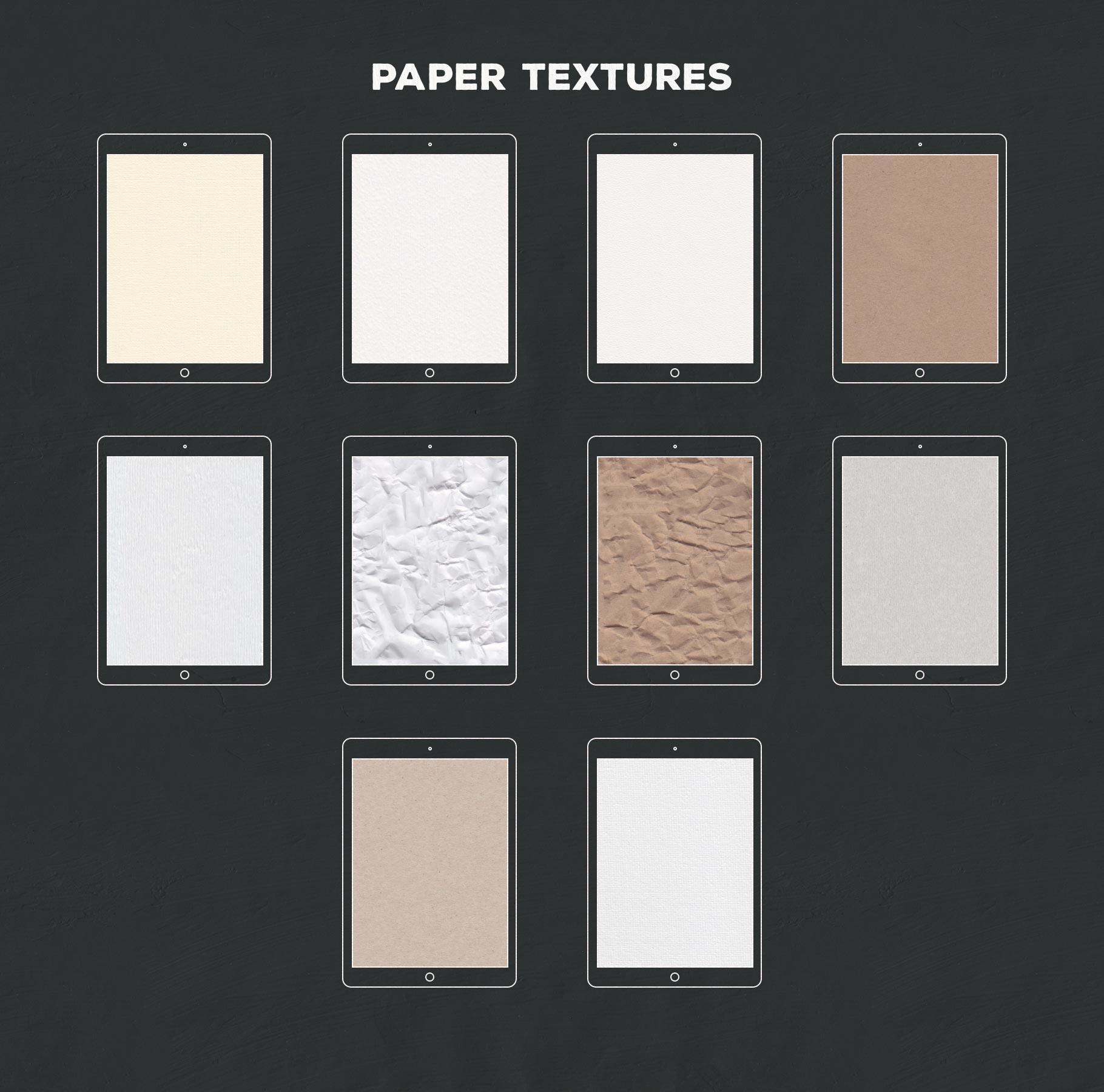 Affinity Designer Background Paper Textures