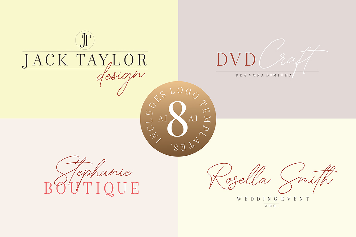 American Favorite - Luxury Font Duo