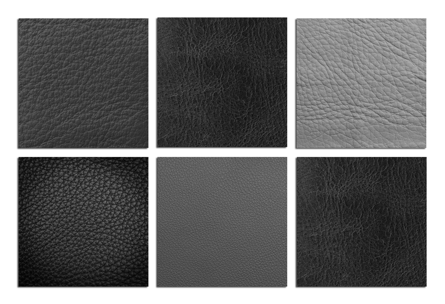 Black Leather Textures 1