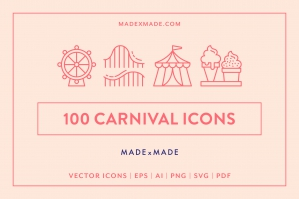 Carnvial Icons