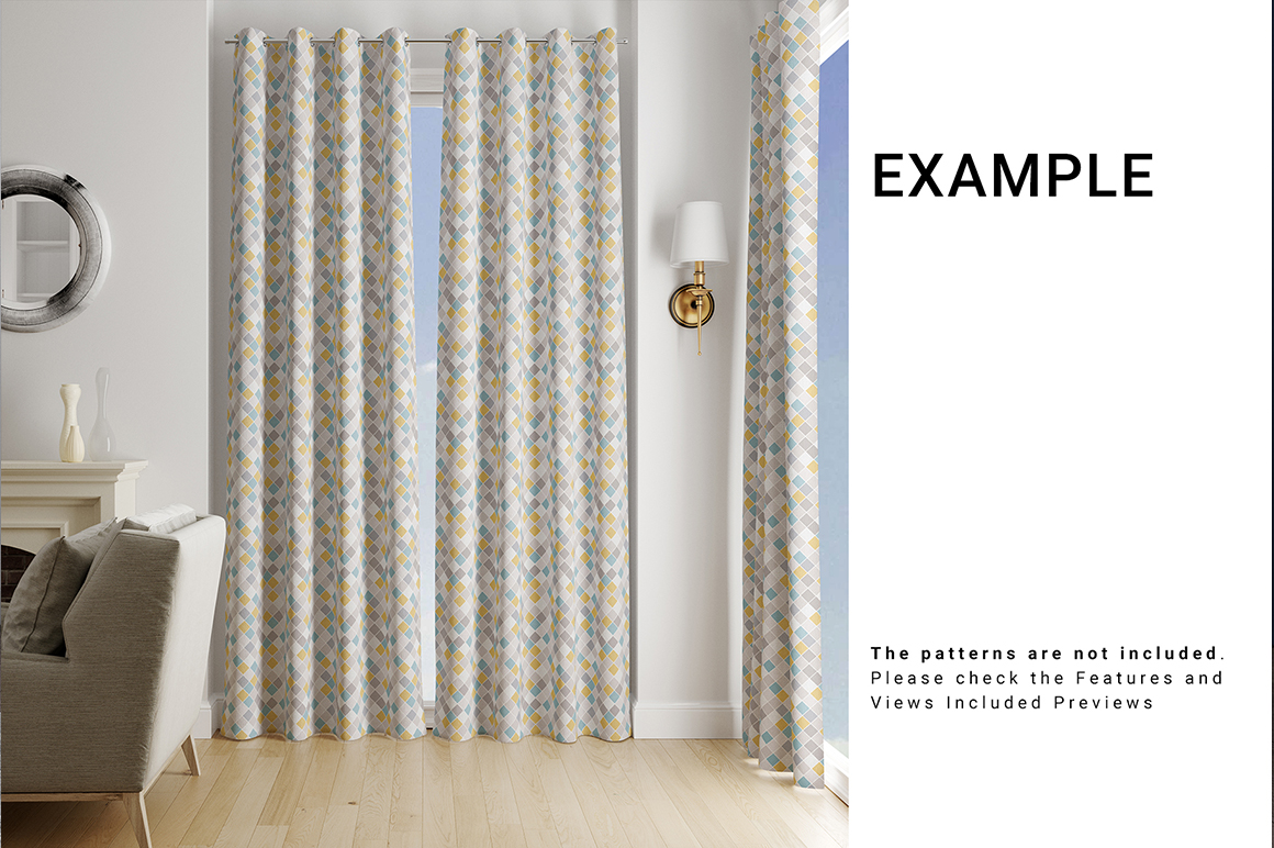 Curtains 5 Types Vol.4