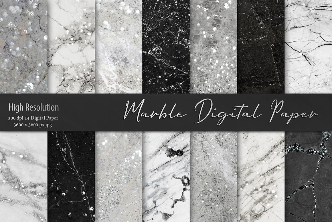 Grey Marble Textures 2