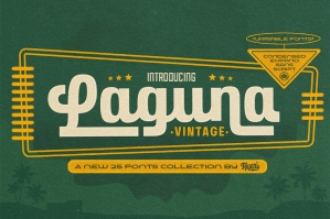 Laguna Vintage Collection