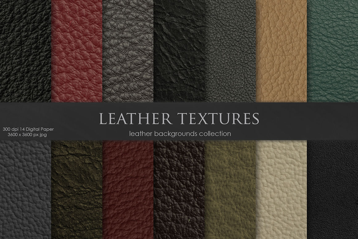Leather Textures 1