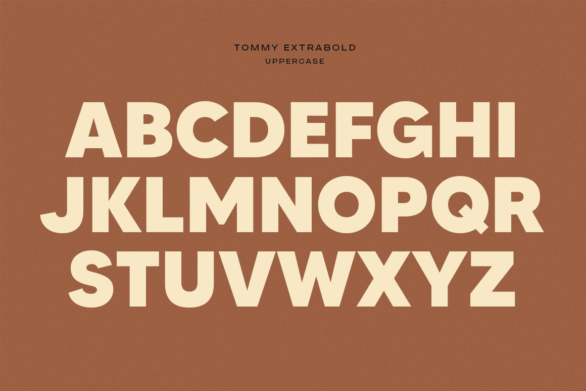 The Modern Designer's Extensive Font Library