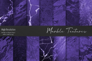 Purple Marble Background Textures