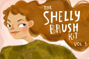 ShellyBrush Kit Vol.1