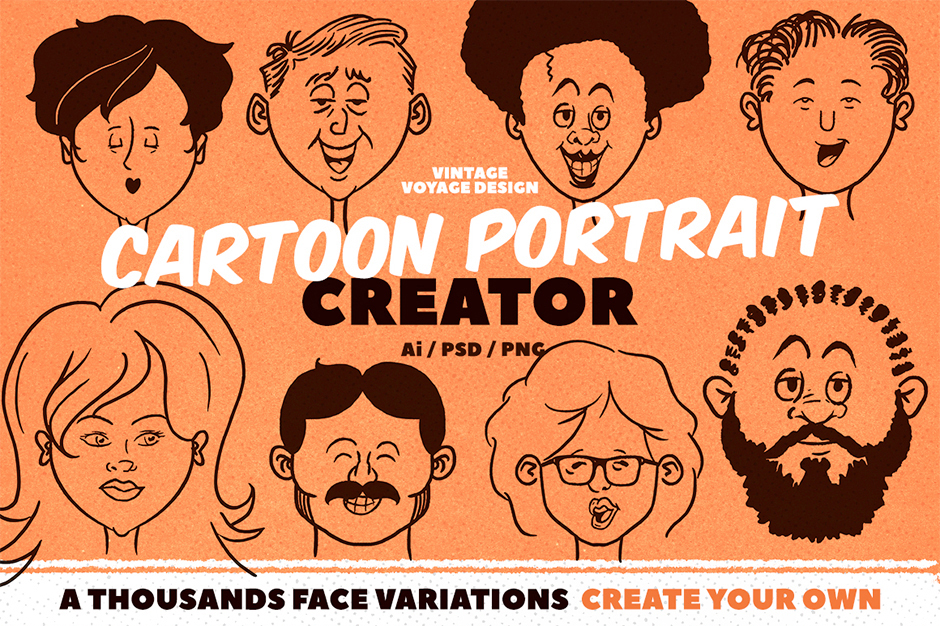 The Best 10 Character and Portrait Creators