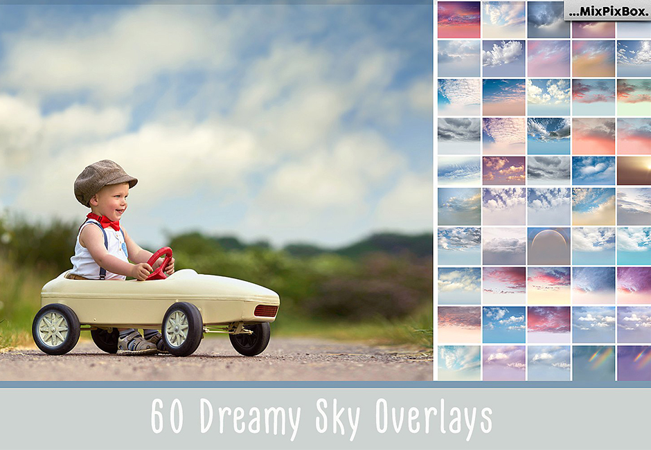 1000+ Photo Overlays for Amazing Photo Effects
