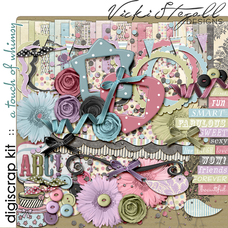The Scrapbooker's Mammoth Toolbox