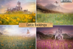 Castle Backdrops