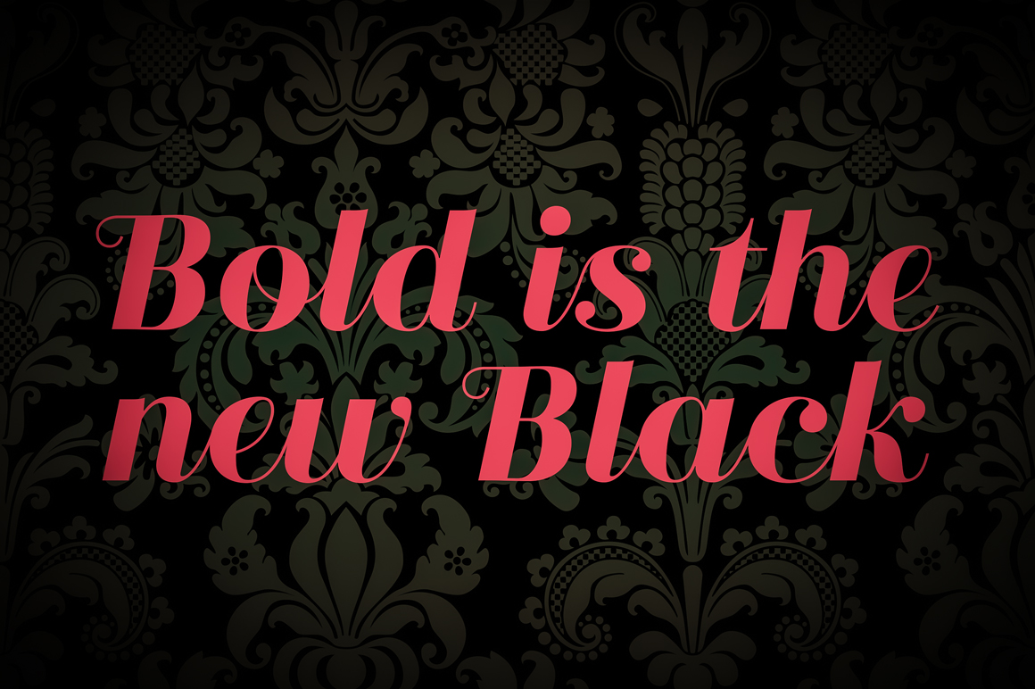 The Deliciously Versatile Font Collection