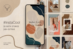 InstaCool Instagram Story Templates