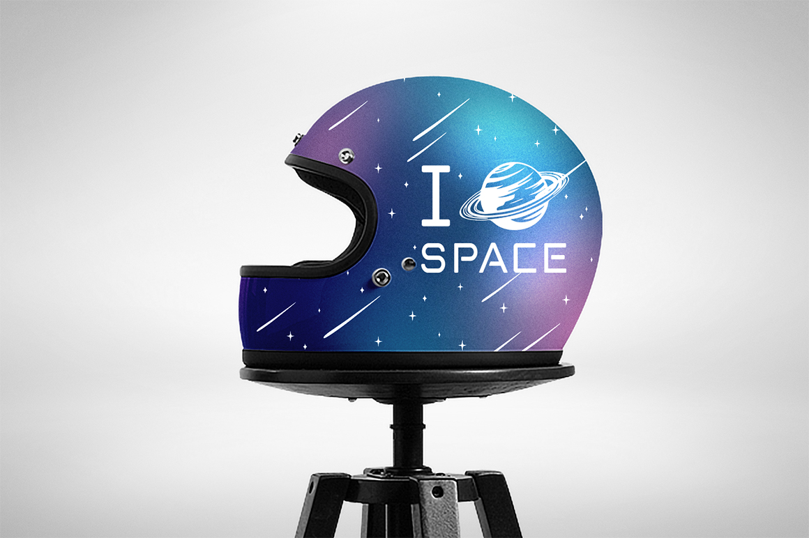 Lost In Space - Regular And Color Font (SVG)