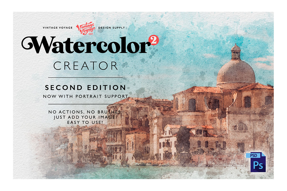 Watercolor Creator - Second Edition