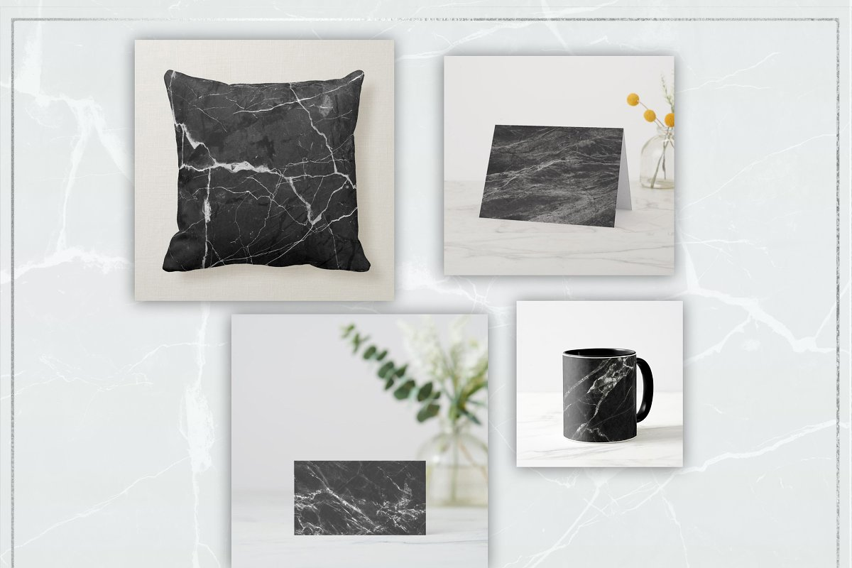 Black Marble Backgrounds